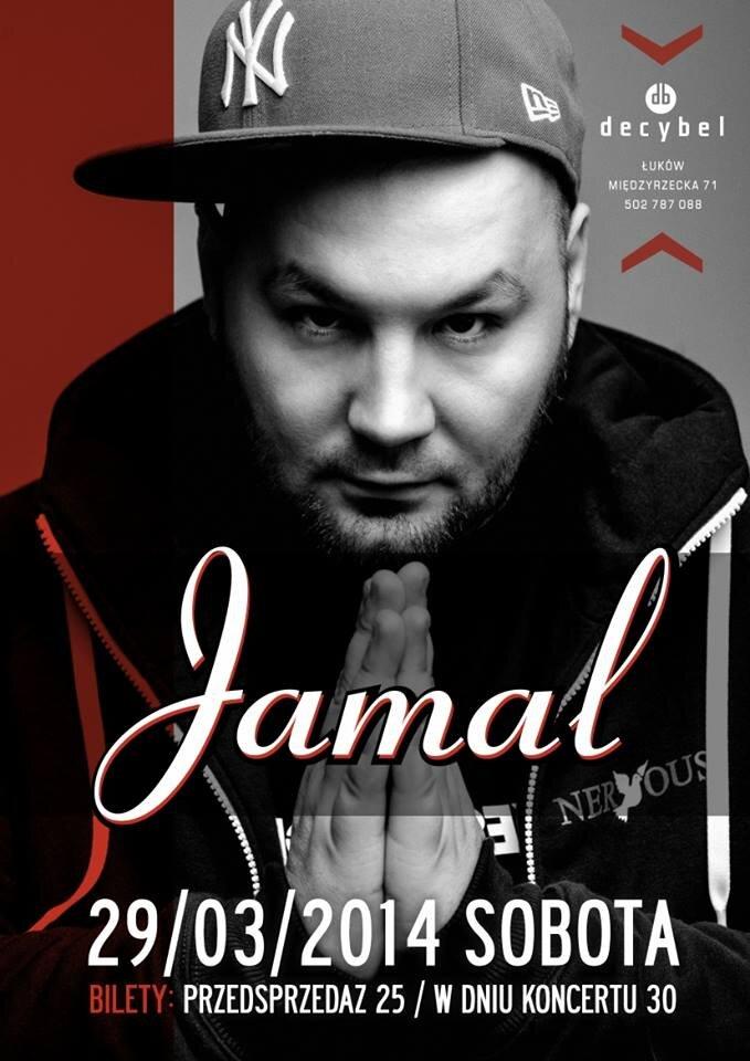 Jamal – zespół z Radomia, powstał z inicjatywy Łukasza ...